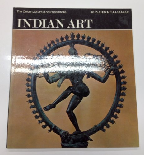 9780600348429: Indian Art (Colour Library of Art)