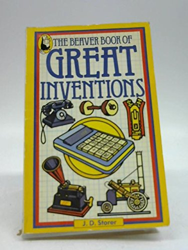 9780600349235: Beaver Book of Great Inventions, The (Beaver Books)