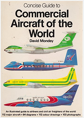 9780600349648: Concise Guide to Commercial Aircraft of the World