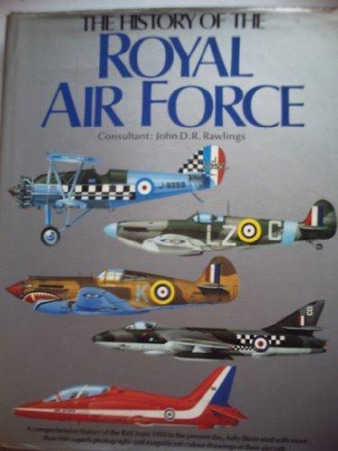 The History of the Royal Air Force: John Rawlings