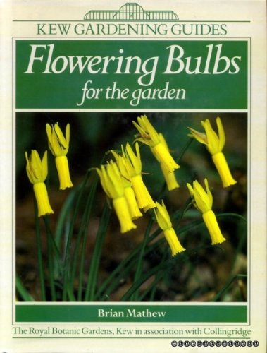 Flowering Bulbs for the Garden