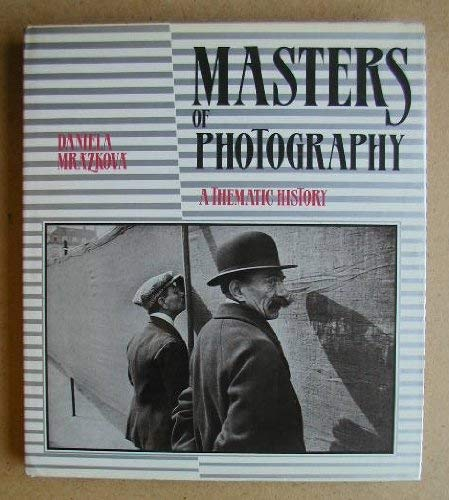 Masters of Photography: Mrázková, Daniela - First Printing