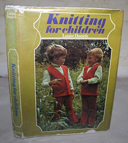 9780600353065: Knitting for Children