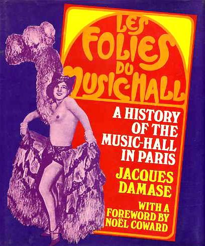 Les Folies du Music-Hall [Hardcover] by Jacques: Jacques. Damase