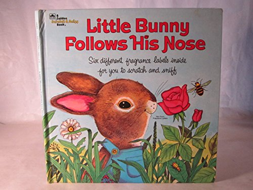9780600354352: Little Bunny Follows His Nose (Fun-to-sniff Books)