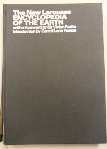 9780600354642: New Larousse Encyclopaedia of the Earth