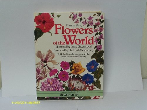9780600355922: FLOWERS OF THE WORLD.