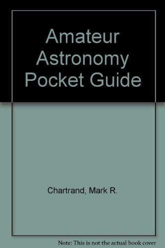 9780600357087: Amateur Astronomy Pocket Guide