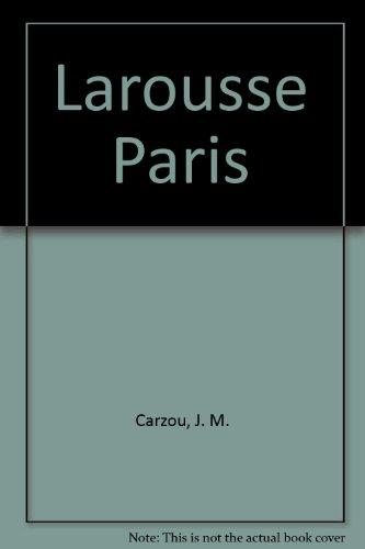 9780600357872: Larousse Paris