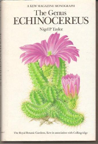 "9780600358855: Genus Echinocereus (""Kew Magazine"" Mon)"