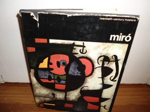 9780600359241: Miró (Twentieth Century Masters)