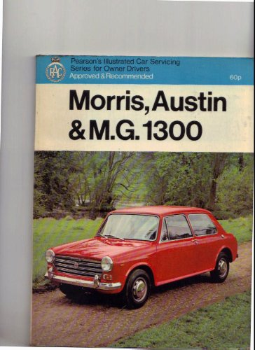 Morris, Austin Mini & M.G. 1300 Including: David M. Palme