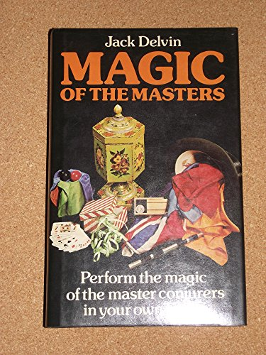 9780600362388: Magic of the Masters