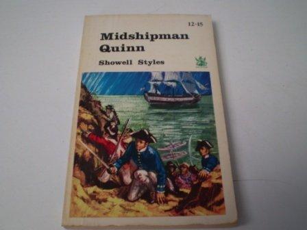 9780600362494: Midshipman Quinn (Beaver Books)