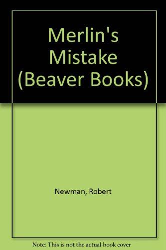 9780600362678: Merlin's Mistake (Beaver Books)