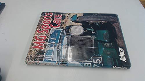 9780600363439: MG Sports Cars