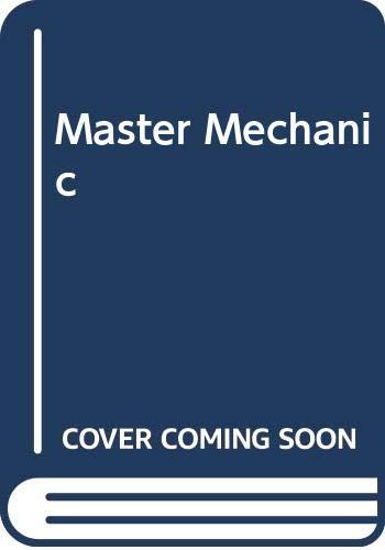 9780600363774: Master Mechanic