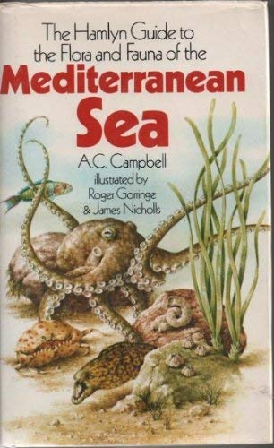 9780600364177: Flora and Fauna of the Mediterranean Sea