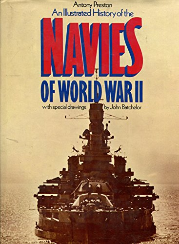 9780600365693: Illustrated History of the Navies of World War II