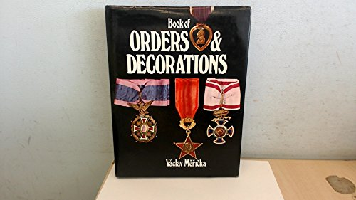 Book of Orders and Decorations: Mericka, Vaclav