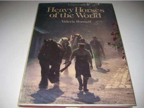9780600368311: Heavy Horses of the World