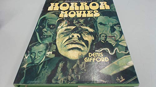 9780600369264: A Pictorial History of Horror Movies