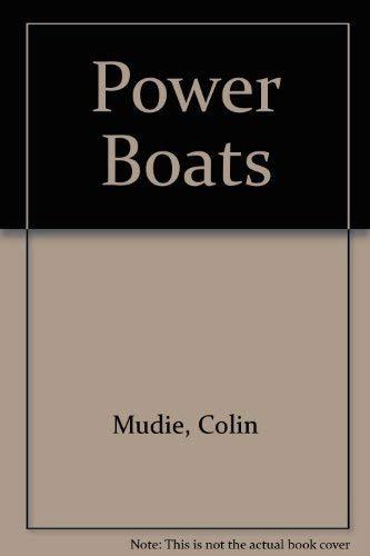 9780600370451: Power Boats