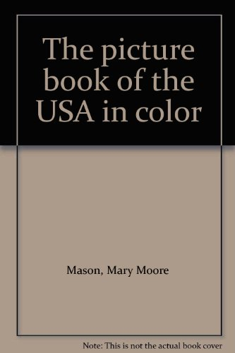 9780600370611: The picture book of the USA in color