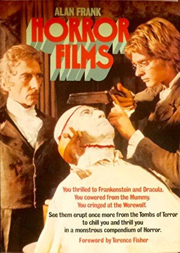 Horror films: Frank, Alan G