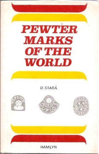 9780600370901: Pewter Marks of the World