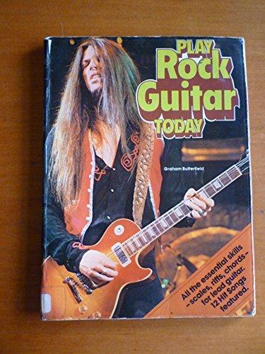 9780600371816: Play Rock Guitar Today
