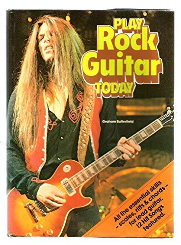 9780600372028: Play Rock Guitar Today