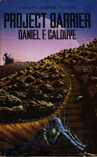 9780600372134: Project Barrier (Hamlyn science fiction)