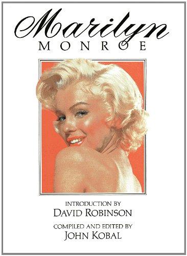9780600373100: Marilyn Monroe (Gondola)