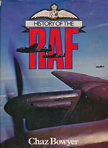 History of the RAF: Bowyer, Chaz