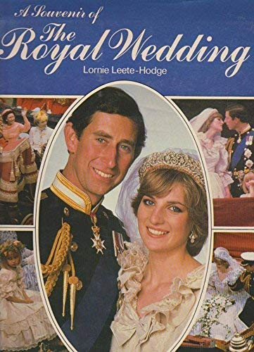 Country Life Book of the Royal Wedding (060037811X) by Leete Hodge, Lornie