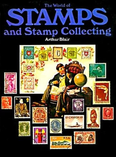 9780600379737: The world of stamps and stamp collecting