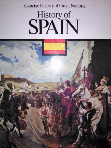 9780600382690: History of Spain