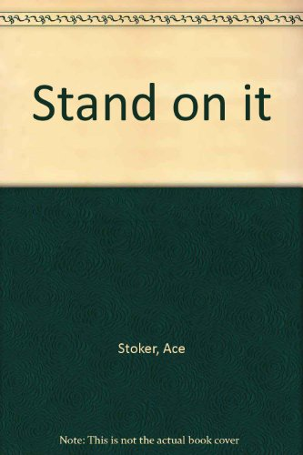 9780600383772: Stand on it