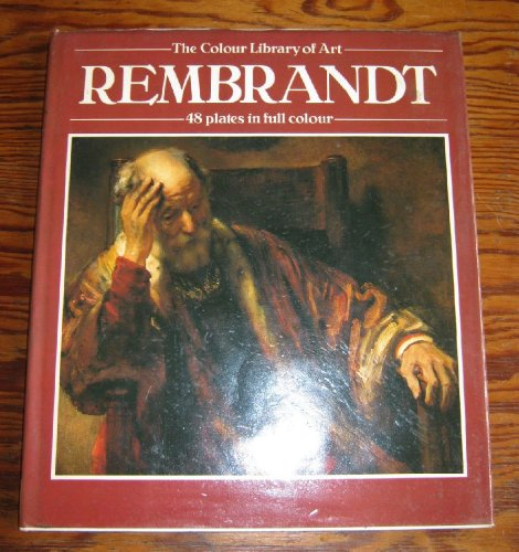 Rembrandt: 48 Plates in Full Colour (9780600385646) by Trewin Copplestone