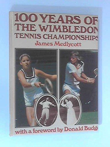9780600387688: 100 years of the Wimbledon tennis championships