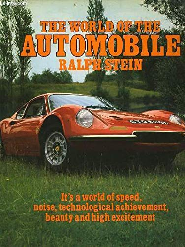 9780600393054: World of the Automobile (A Ridge Press book)