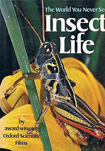 9780600393443: Insect life (The World you never see)