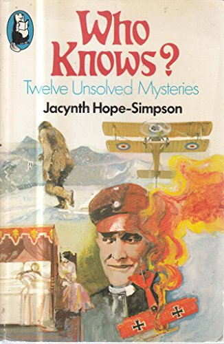 9780600393573: Who Knows? (Beaver Books)