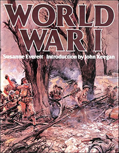 World War I (A Bison book): Susanne Everett