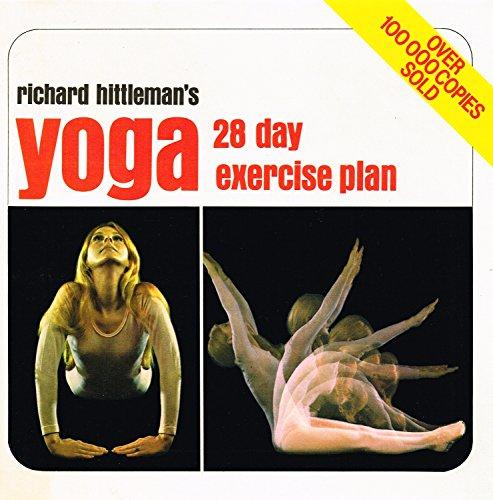 Yoga 28day Exercise Plan: Hittleman, Richard
