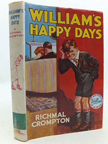 9780600403050: William's Happy Days