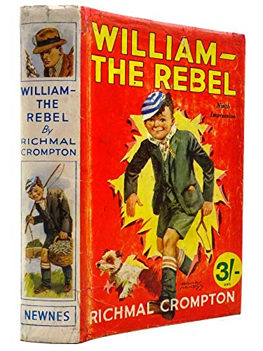 9780600403081: William the Rebel