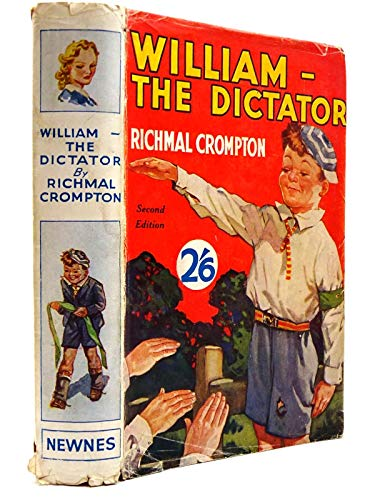 9780600403135: William the Dictator