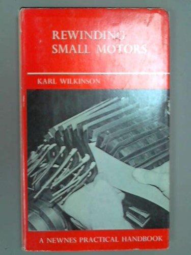 9780600412830: Rewinding Small Motors